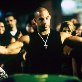 "Vin Diesel jako Dominic Torreto w filmie ""Szybcy i wściekli"", Foto: COLLECTION CHRISTOPHEL/EAST NEWS"