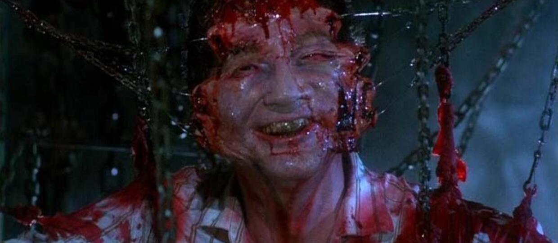 TOP 9 Najgorszych scen gore w horrorach
