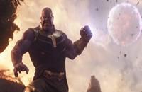 """Złoczyńcy Marvela - Thanos, foto: kadr z filmu """"Avengers: Infinity War"""""""