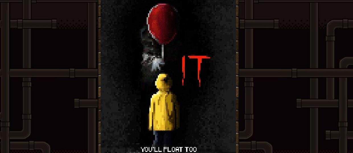 It, You'll float too