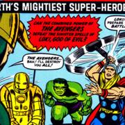 Avengers vol. 1 #1