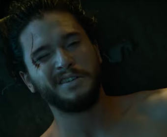 Kit Harington, Gra o tron
