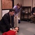 The Office: First Aid Fail