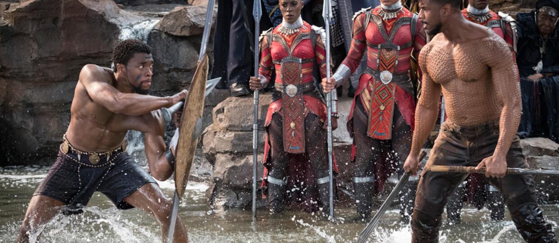"""W filmie """"Black Panther"""" miał pojawić się czarnoskóry Kapitan Ameryka"""