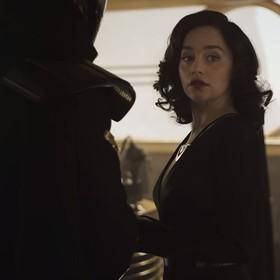 Emilia Clarke w filmie Han Solo: Gwiezdne wojny – historie