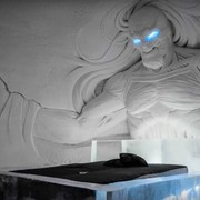 """W Finlandii powstał lodowy hotel dla fanów """"Gry o tron"""""""