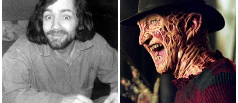 Charles Manson, Freddy Krueger