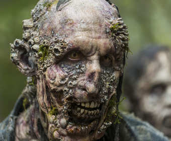 Zombie z The Walking Dead