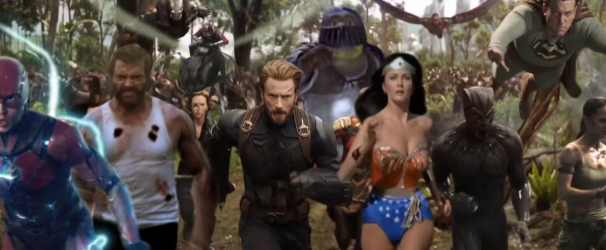 """W tej parodii jest dosłownie wszystko! Zobacz zwiastun-mem filmu """"Avengers: Infinity War"""""""