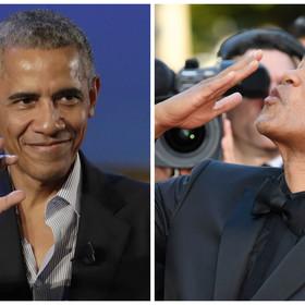 Will Smith zagra Baracka Obamę ze względu na uszy?