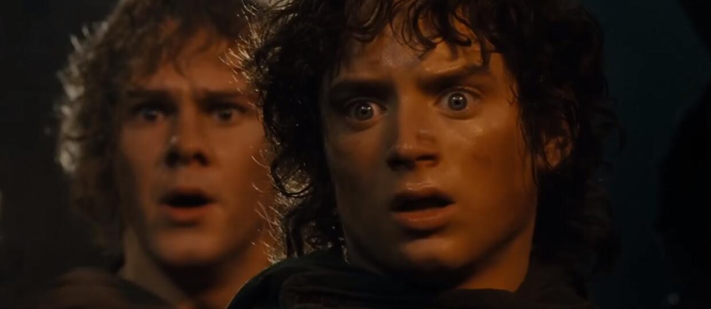 Władca Pierścieni Frodo