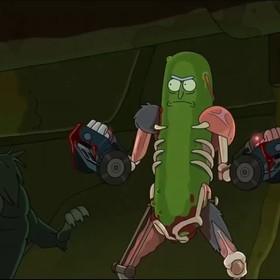 """Współtwórca """"Ricka i Morty'ego"""" opowiedział o kulisach powstania Pickle Ricka oraz piosenki """"Get Schwifty"""""""