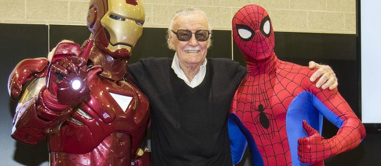 Stan Lee, Spider-Man, Iron Man