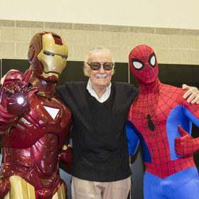 Stan Lee, Spider-Man, Iron Man