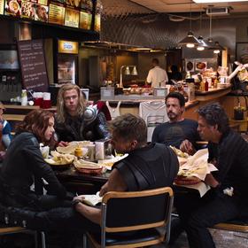 Avengers - ukryta scena po napisach