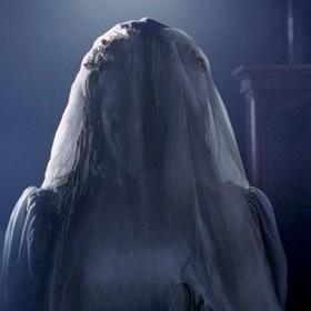 Kadr z filmu Topielisko. Klątwa La Llorony