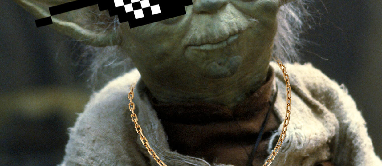 Yoda stał się gwiazdą muzyki