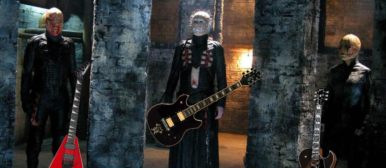 Zagraj na gitarze z Hellraiserem