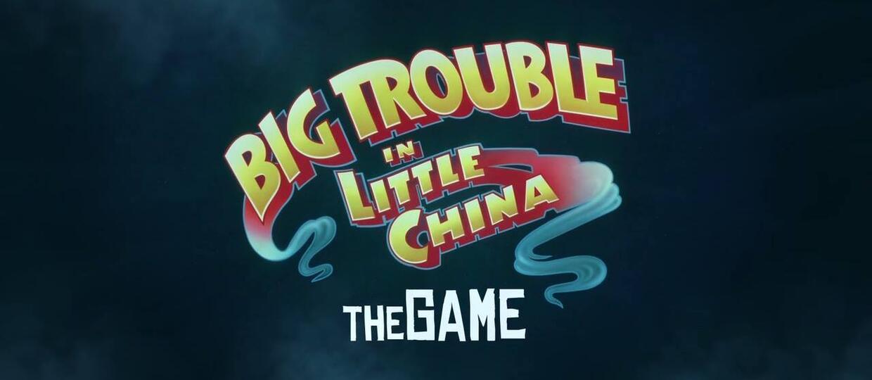 """Zagraj w """"Wielką drakę w chińskiej dzielnicy"""" Johna Carpentera"""