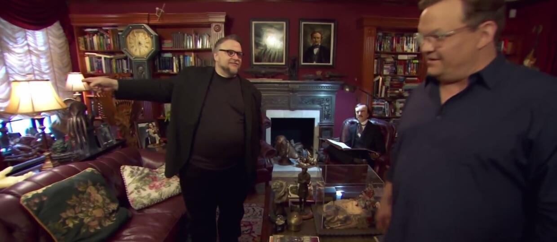 Zajrzyj do domu Guillermo del Toro