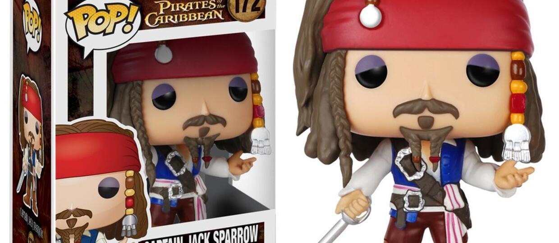 """Zbierz figurki z """"Piratów z Karaibów: Zemsty Salazara"""""""