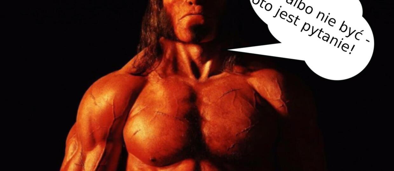 Zdaniem Davida Harboura Hellboy jest szekspirowską postacią