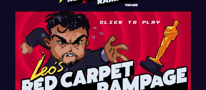 Zdobądź Oscara dla DiCaprio w grze komputerowej