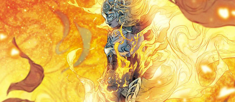 Jane Foster jako Thor