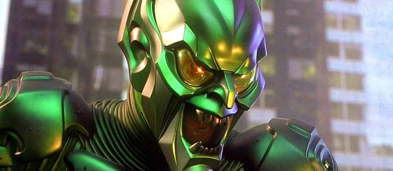 """Zielony Goblin w """"Spider-Manie"""" z 2002 roku miał być bardziej przerażający"""