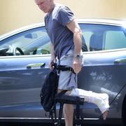 """Złamana noga Harrisona Forda uratowała """"Przebudzenie mocy"""""""