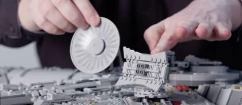 Millenium Falcon, Lego