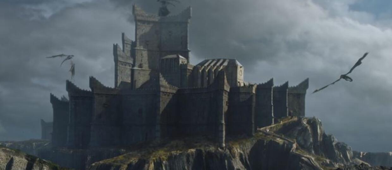 Smocza Skała, Gra o tron