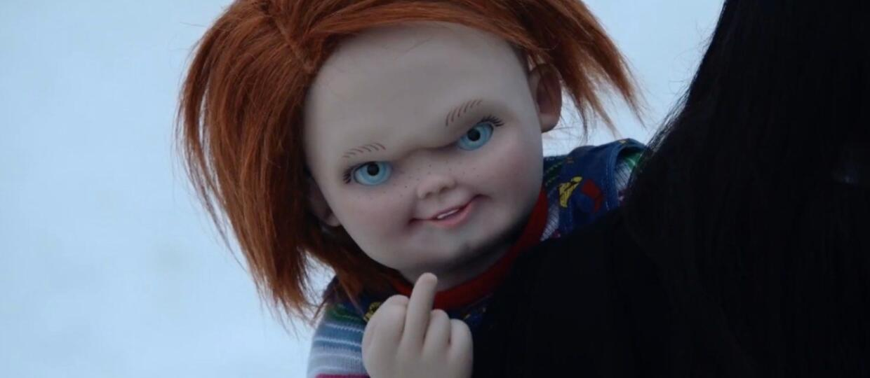 """Zobacz jak gwiazdy remake'u """"Laleczki Chucky"""" okrutnie żartują z młodych członków obsady"""