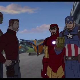 Avengers w Avengers Assemble!