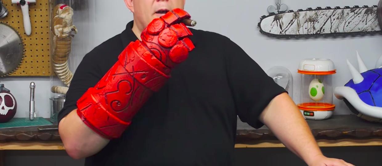 Hellboy Dłoń Zagłady