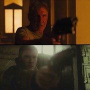 "Zwiastun ""Blade Runnera 2049"" kontra zwiastun ""Łowcy androidów"""