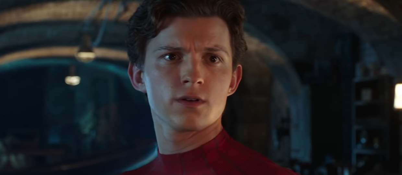 kadr z filmu Spider-Man: Far From Home