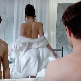 kadr z filmu 50 twarzy Greya