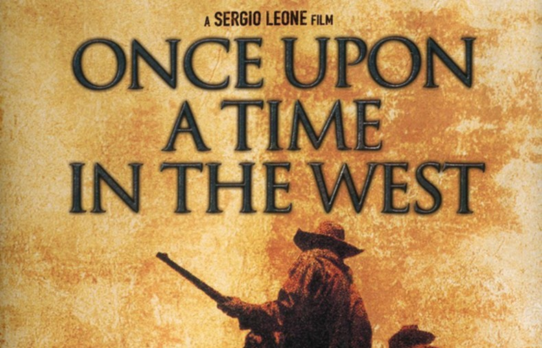 """""""Dawno temu na Dzikim Zachodzie"""", Sergio Leone, 1968"""