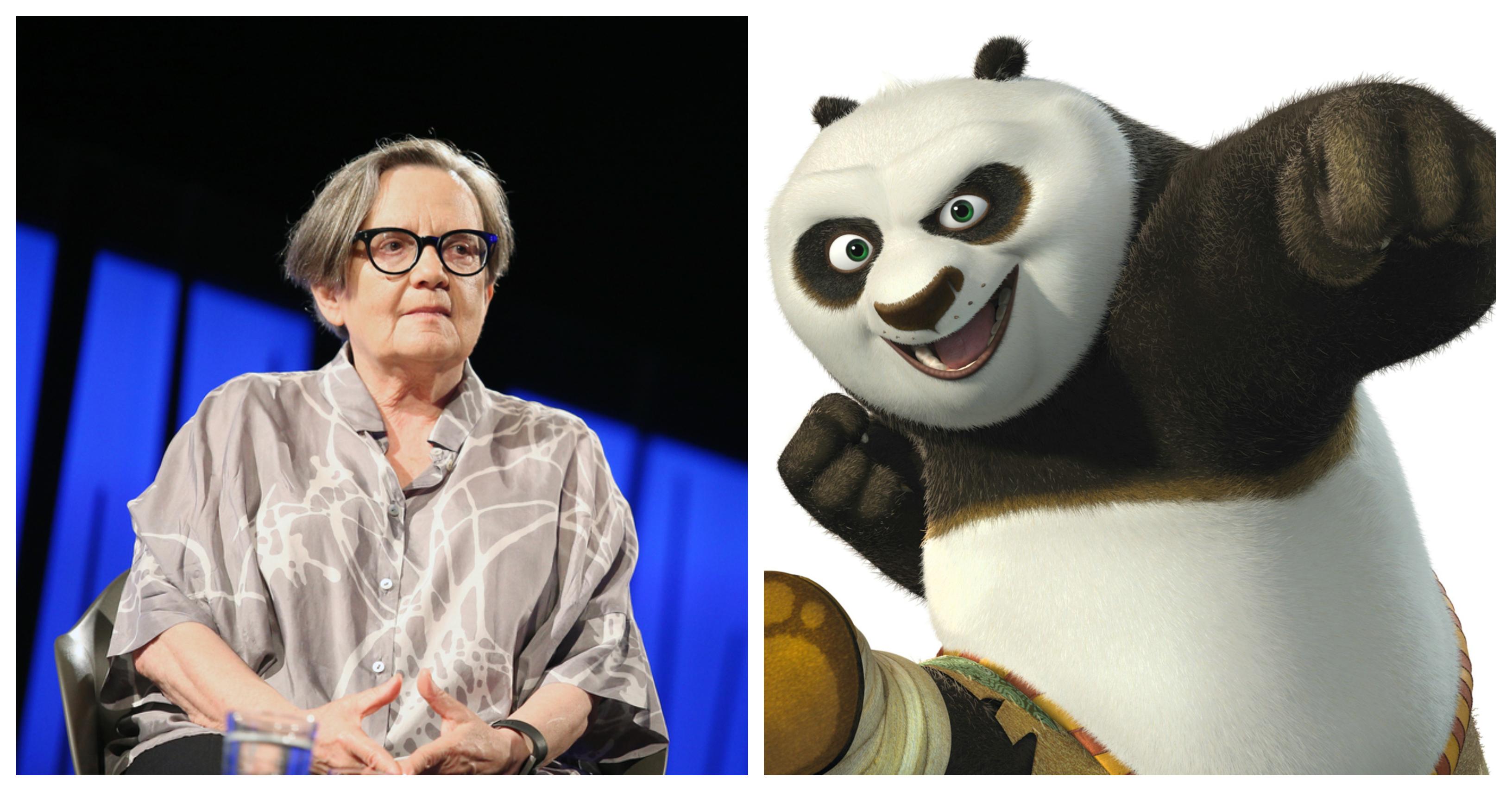 Kung Fu Panda gejów porno