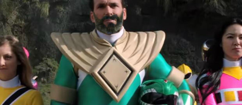 """Aktor wcielający się w Zielonego Rangera chce wystąpić w filmie przypominającym """"Logana"""""""