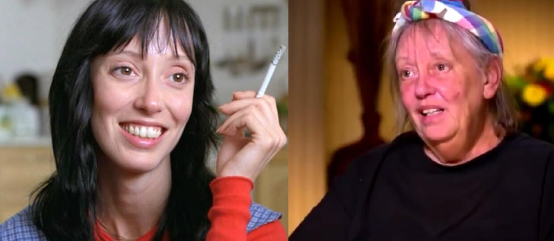 """Aktorka z """"Lśnienia"""" zmaga się z chorobą psychiczną"""