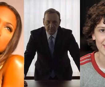 Aktorki i aktorzy, których najczęściej wyszukiwano w Google w 2017 roku