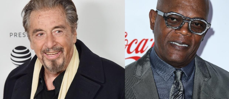Al Pacino Samuel L. Jackson