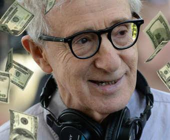 Amazon zapłacił 15 milionów dolarów za film Woody'ego Allena