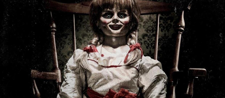 """""""Annabelle 2"""" na zakulisowych zdjęciach"""