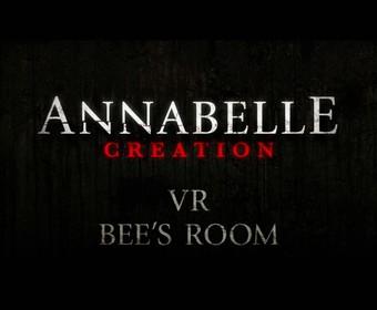 """""""Annabelle: Narodziny zła"""" w wersji VR zaprasza do odwiedzenia nawiedzonego pokoju"""
