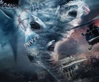 """Arka Noego, dinozaury, rycerze, naziści i podróże w czasie - spokojnie, to tylko zapowiedź """"Sharknado 6"""""""