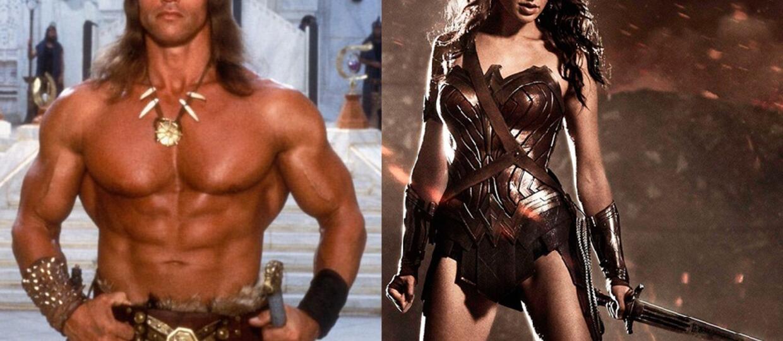 "Arnold Schwarzenegger zagra w ""Wonder Woman""?"