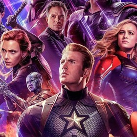 Avengers: Endgame plakat